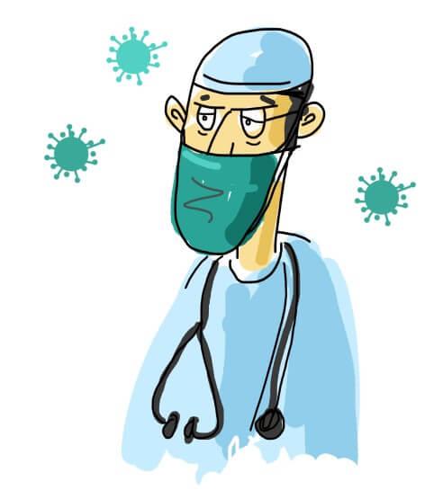 cartoon-doctor